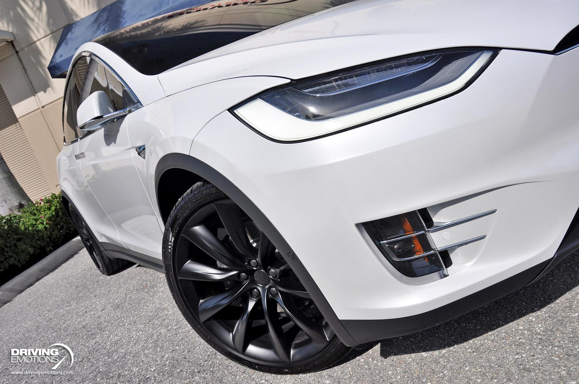 Used 2021 Tesla Model X Long Range Plus! 7 Seater!   Lake Park, FL