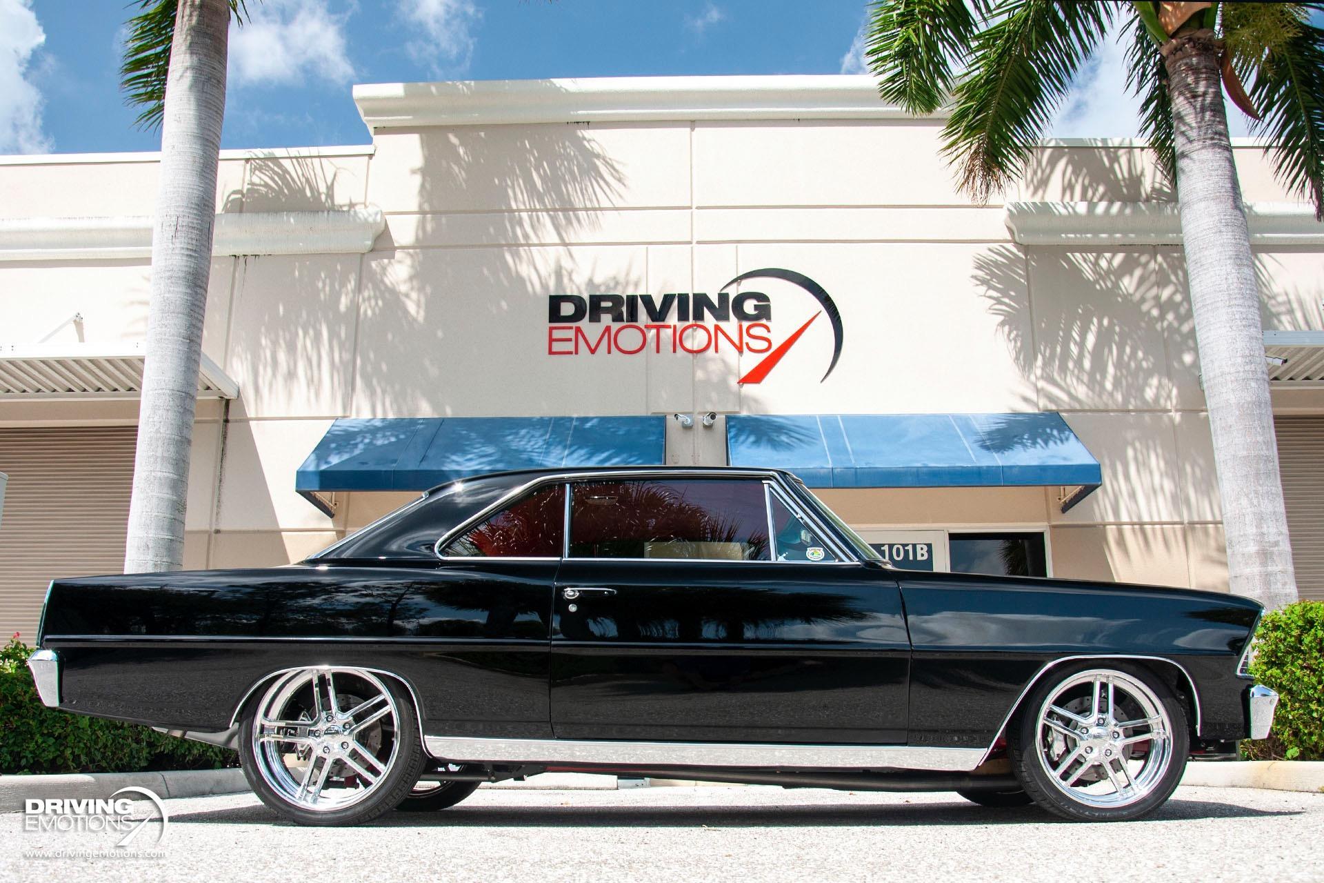 Used 1967 Chevrolet Nova Big Block! | Lake Park, FL