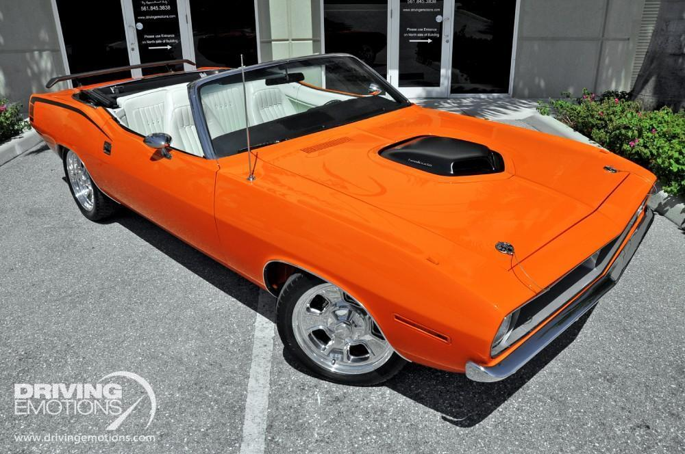 Used 1970 Plymouth Barracuda Convertible  | Lake Park, FL