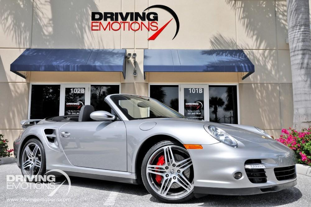 2008 Porsche 911 Turbo Cabriolet Turbo Cab Stock 5656 For