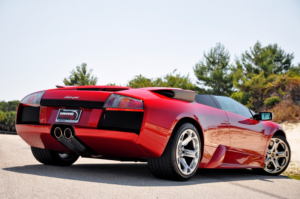 How To Get A Free Carfax Report >> 2005 Lamborghini Murcielago Roadster Stock # 5666 for sale