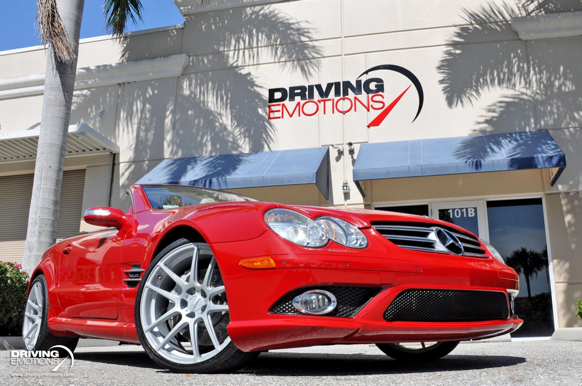 2008 mercedes benz sl600 renntech 600 renntech stock for Mercedes benz sl600 v12 biturbo