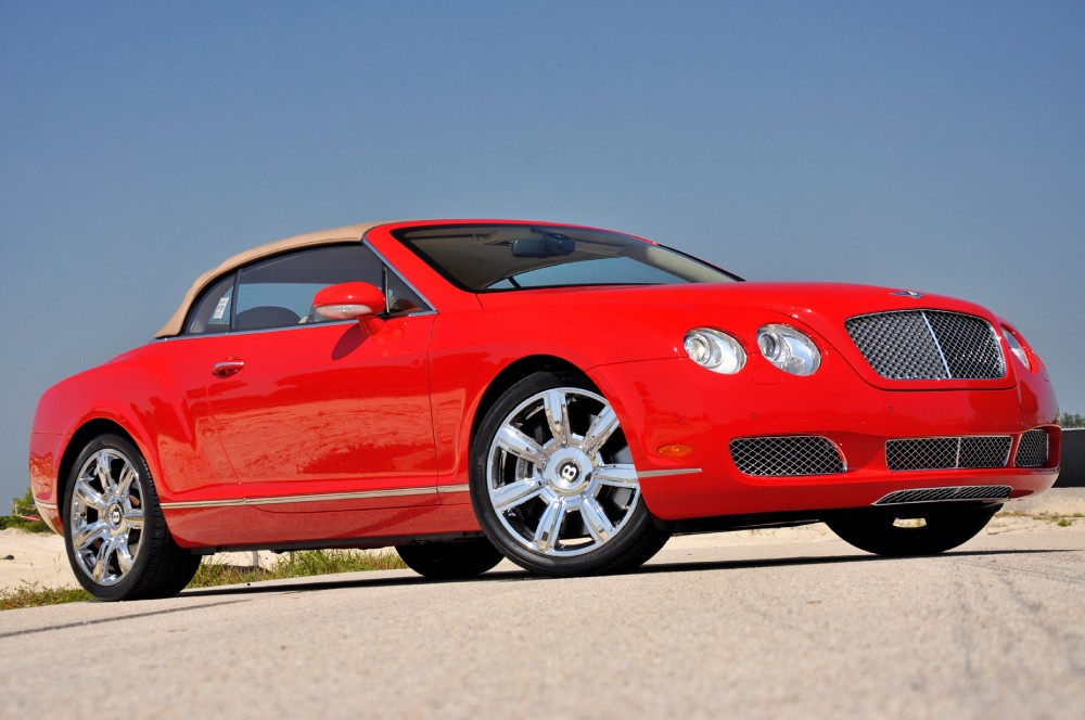 2007 bentley continental gtc stock 5672 for sale near. Black Bedroom Furniture Sets. Home Design Ideas