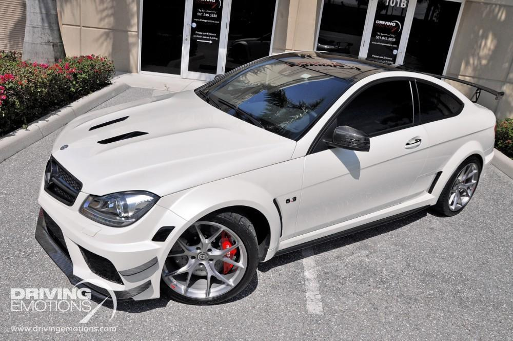 2012 Mercedes-Benz C63 AMG Black Series 63 AMG Stock # 5678