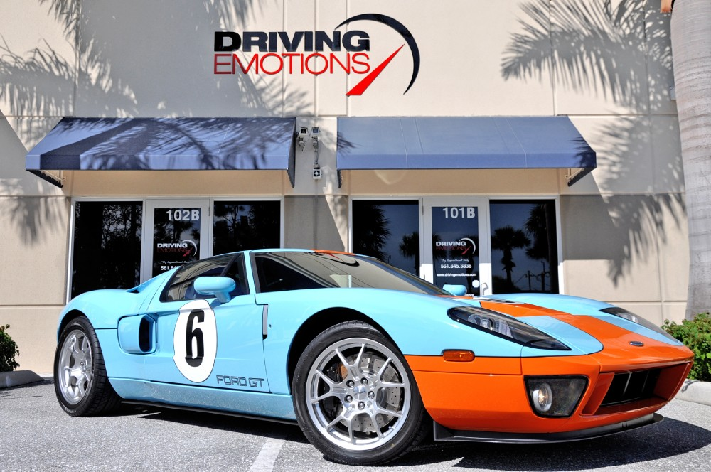 Used  Ford Gt Heritage Edition Lake Park Fl