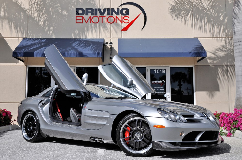 2007 Mercedes Benz Slr Mclaren 722 Edition 722 Edition Stock 5446