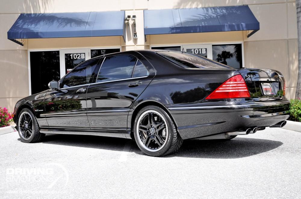 2006 Mercedes-Benz S65 AMG 65 AMG V12 Bi-Turbo Stock # 5683 for sale ...