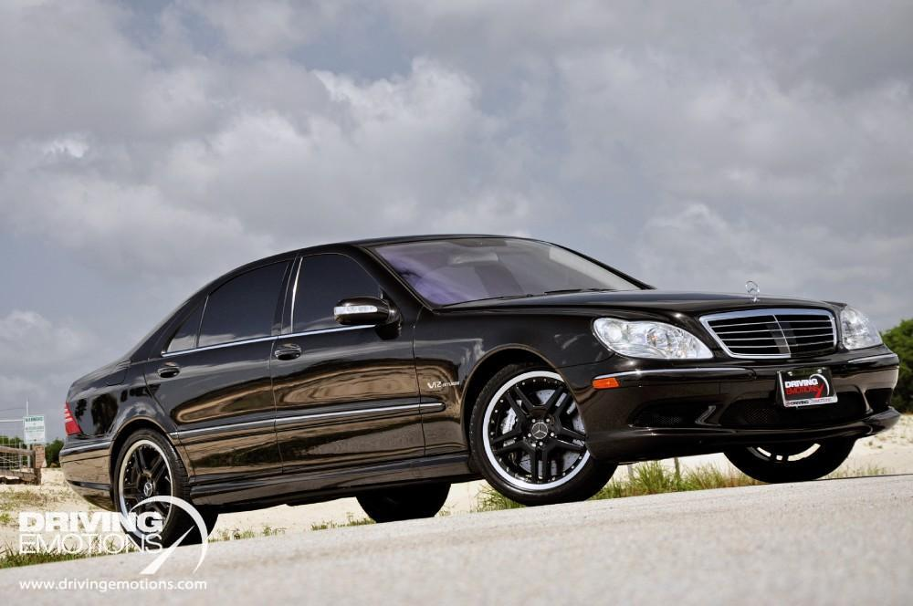 2006 Mercedes-Benz S65 AMG 65 AMG V12 Bi-Turbo Stock # 5683 for ...