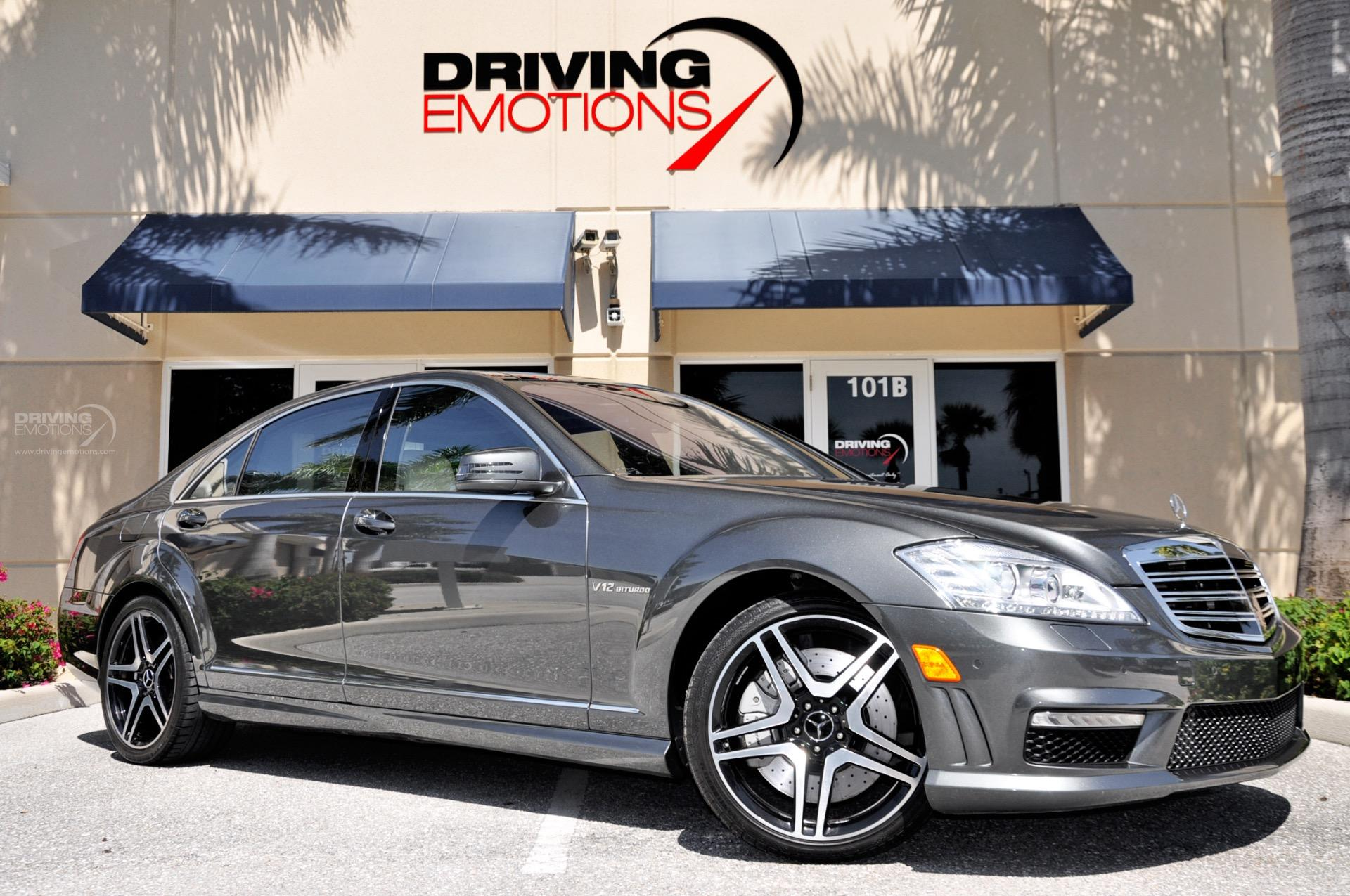 2012 Mercedes-Benz S65 AMG 65 AMG V12 Bi-Turbo Stock # 5685 for ...