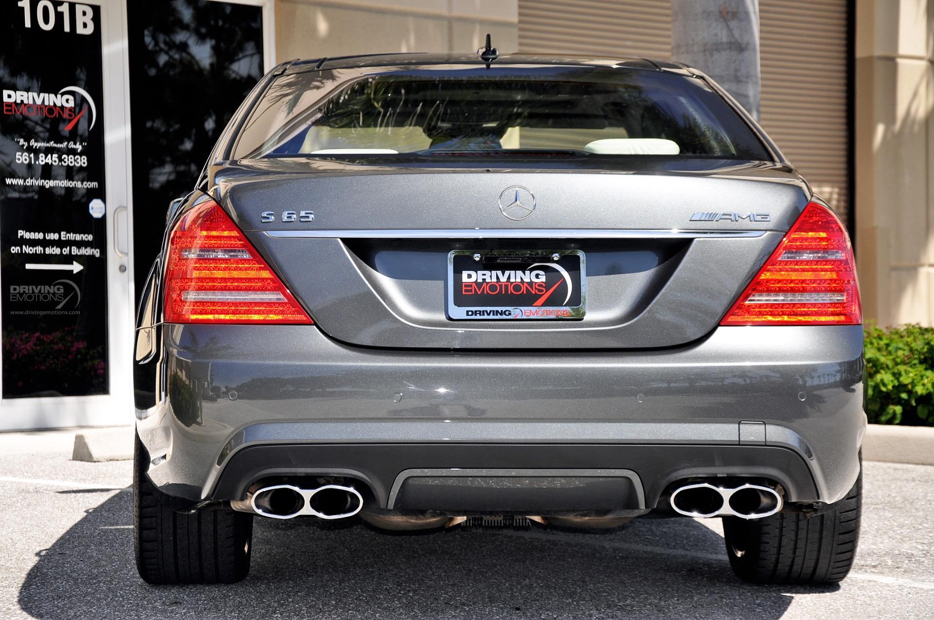 2012 Mercedes-Benz S65 AMG 65 AMG V12 Bi-Turbo Stock # 5685 for sale ...
