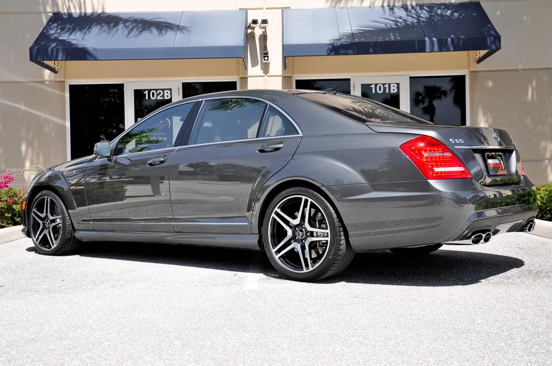 2012 Mercedes Benz S65 Amg 65 Amg V12 Bi Turbo Stock 5685 For Sale