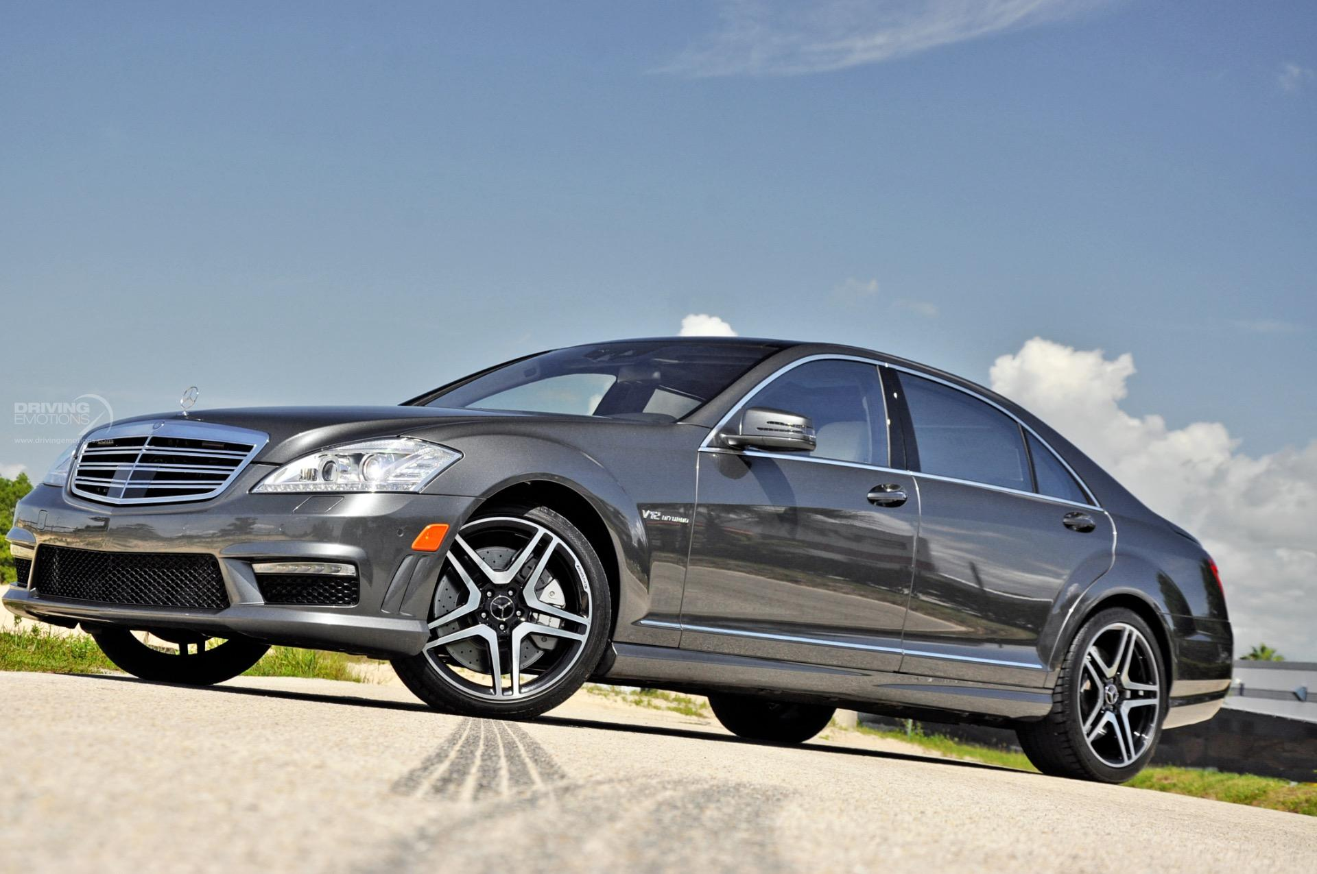 2012 Mercedes-Benz S65 AMG 65 AMG V12 Bi-Turbo Stock ...